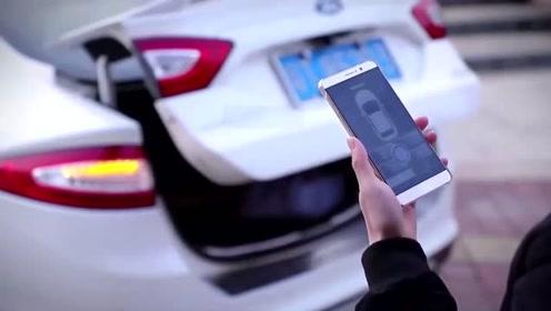智能手机遥控汽车实拍,今后的趋势!