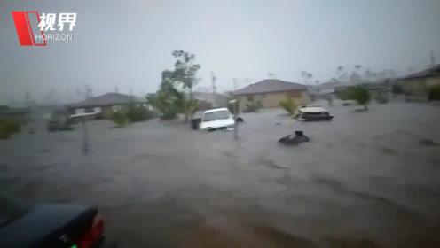 实拍五级飓风多里安有多可怕 巴哈马群岛遭到灾难性打击