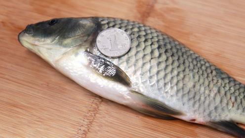 鱼身上放一个硬币,我也是刚知道为什么,家里吃鱼都要试一试