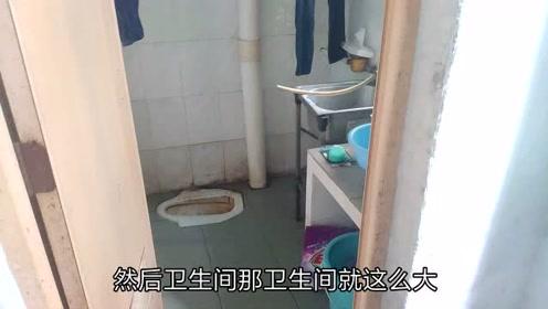 深圳西乡八百一个月的房租就这样,放一张床就什么也放不了