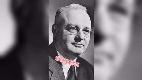 美国天才科学家托马斯米基发明了很多,但最后他却被自己坑了