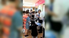 上海略豹集團易招招生文化傳播公司招生活動現場_騰訊視頻