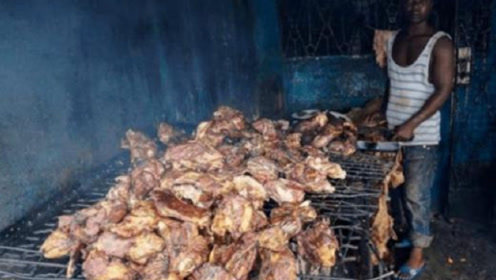 中国人看不上这种食物,非洲人一年吃掉几万斤,吃到快灭绝了!