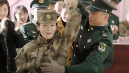 《陆战之王》牛努力参加部队联谊,遭女兵哄抢,叶晓俊立马宣主权
