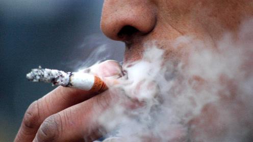 吸烟让肺变黑,引发多种其它疾病,专家建议赶快戒烟!