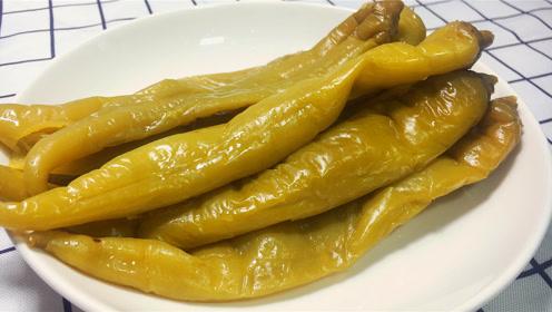 腌辣椒最好吃的做法,方法简单明了,学会了不生花,不易坏!