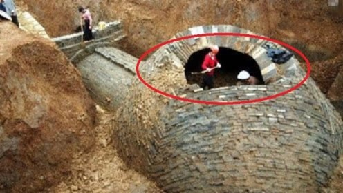姜子牙陵墓挖出陪葬品,史学家:没想到老头还有这一癖好!
