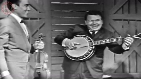 Roy Clark-Banjo and Fiddle