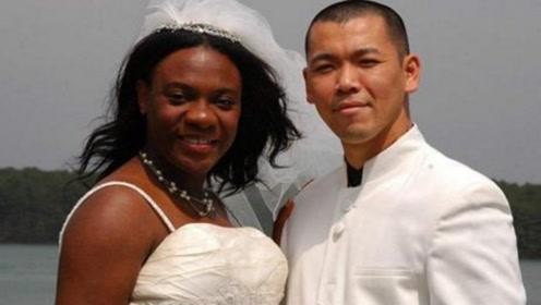 娶了非洲女人的中国男人,感叹她们什么都好,但这点却接受不了!