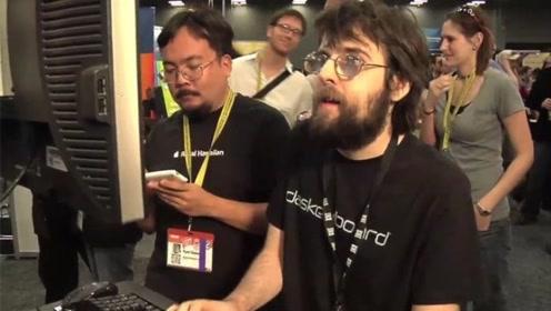 打字最快的人,一分钟能打400字,网友:人与键盘合一?