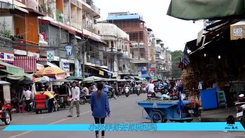 小伙花500买柬埔寨烤猪,本来觉得亏大了,切开一看被惊呆!
