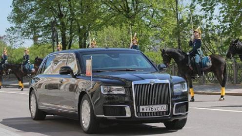 普京终于换了座驾,6年耗资12亿打造,外观比劳斯莱斯还强悍!