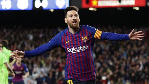 梅西专访谈到个人未来 声称未要求俱乐部去签内马尔