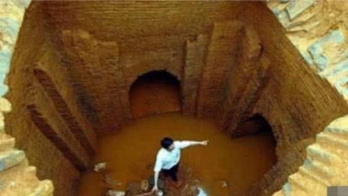 江苏一口井突然冒出黑水,考古学家走近一看,竟是9座千年皇陵!