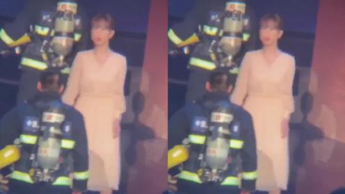 杨紫再现《烈火英雄》经典片段,连喊三声徐小斌狂秀演技