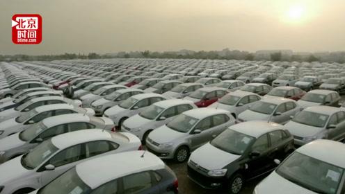 印度汽车销量暴跌41%创20年新低!丰田现代停产33万人失业