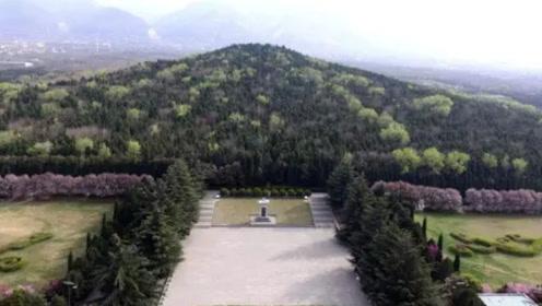 秦始皇陵墓规模巨大,为何偏偏修建在骊山?卫星照片揭开千年谜题