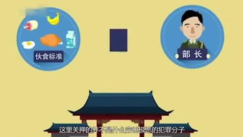 中国级别最高的监狱,不是什么罪犯都能进,网友:太豪华了
