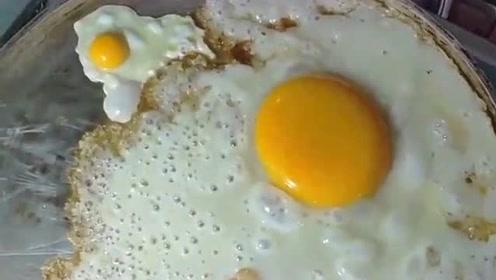 看到这个蛋瞬间不蛋定了,同样是蛋为什么差距这么大呢,真逗