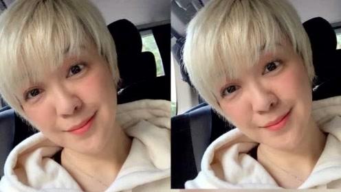 54岁陈慧娴晒近照曝光,减肥18斤后她看起来嫩如少女