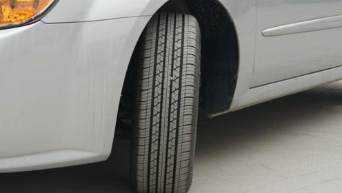 汽车轮胎用不了几年就得换?那是你使用不当,了解下有效保养