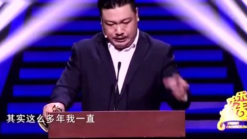 贾冰的巅峰作品,贾冰即兴发挥的一段演讲,不料却成了经典!