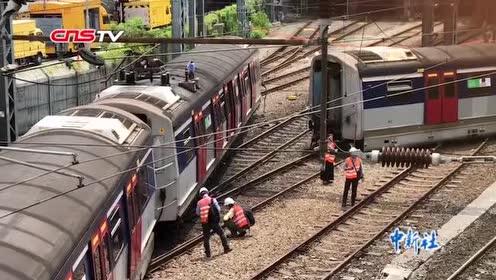 香港运输局:港铁出轨是非常严重的铁路事故将查明真相