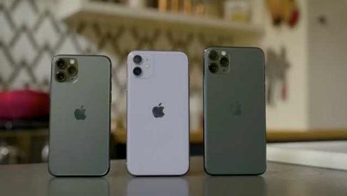 中国人买苹果11pro需要一个月工资,而美国人仅需6天