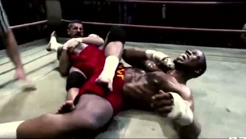 世界拳王对战监狱格斗王,这才是真正的格斗