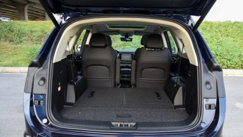 国产良心中型SUV,车长4米84,7.99万元起带10年质保