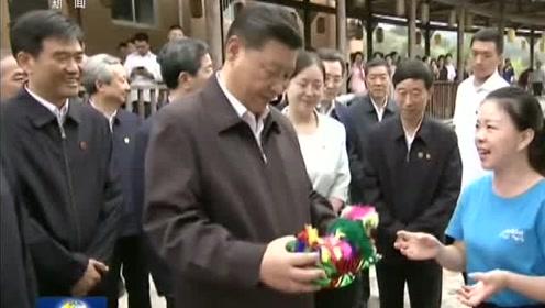 习近平总书记在河南考察引起当地干部群众热烈反响