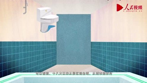 """中国为什么要进行""""厕所革命""""?"""