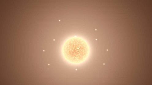 宇宙中最大的天体,质量是太阳的45亿倍,地球碰上它会马上解体