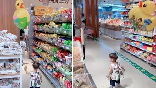 女儿逛超市走丢妈妈的做法被赞机智 但这个办法不可取
