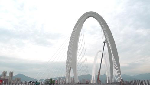 """对话新首钢大桥设计者:历时9年打造 当之无愧多个""""第一"""""""