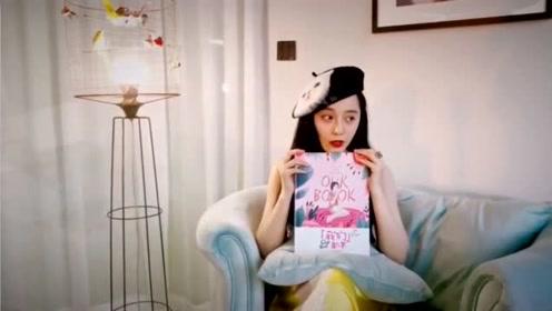 范冰冰首发vlog答谢粉丝,又瘦又美状态好,手上碧玉戒指抢镜