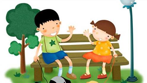 二年级语文上册《拍手歌》童声朗读,和我一起读吧