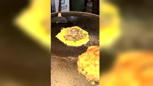 厦门最著名小吃,海蛎煎