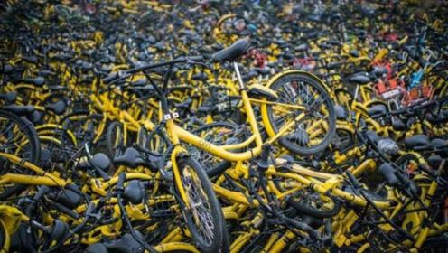 我国万辆废弃共享单车被外国收购,用来干嘛?看完才明白