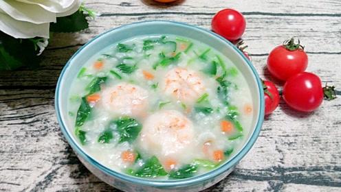 天凉了,这碗粥多给孩子喝,补铁促进发育,健脾胃,强筋骨