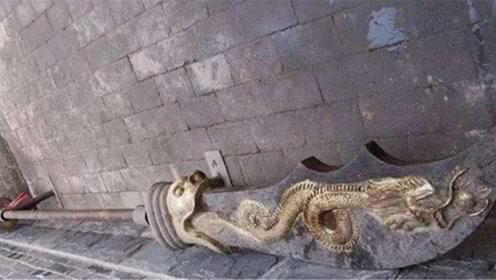 洛阳关羽墓被打开,考古专家发现这物,当地人:我们错拜了上千年