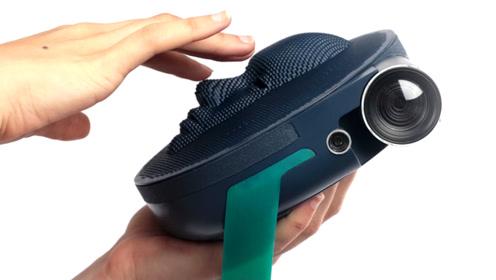 设计师发明3D触感相机,可用手感知被摄物的细微动作