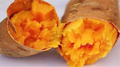 蒸红薯,很多人都蒸错了,提前做好这一步,蒸出来的好吃又香甜