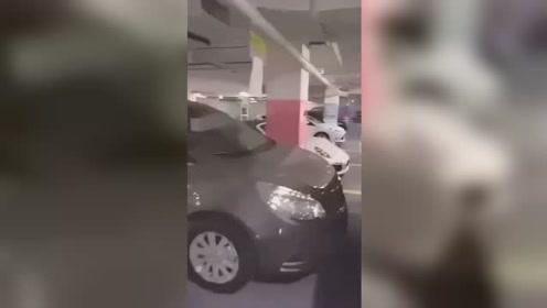 路虎车主租邻居车位半年怼别克:堵他100天 谁挪都不行
