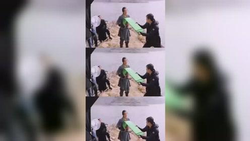 """《诛仙I》拍摄大揭密!肖战的""""吻戏""""原来是这么拍的"""