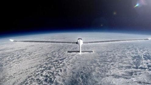 不考虑燃油的情况下,飞机一直往上飞,能飞出地球到达太空吗?