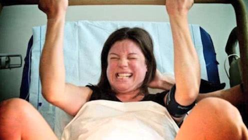 """女人分娩""""开十指""""有多痛苦?实拍顺产过程,看完让人心疼不已!"""