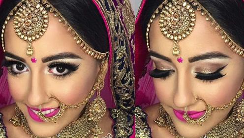 印度美女远嫁中国,五年后回国探亲,家人都认不出她了