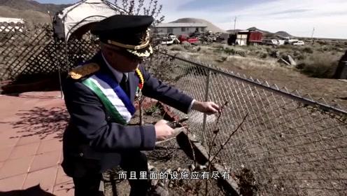 没有中国游客的国家,国土面积堪称全球最小,连美国人都不敢惹它