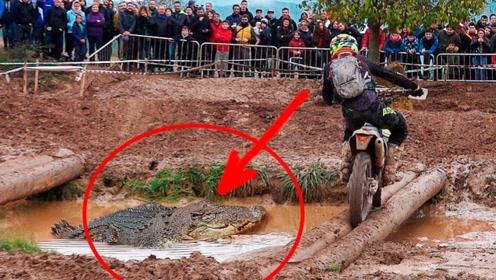 最危险的摩托车越野赛,没有之一,车手:至今没人能跑完!